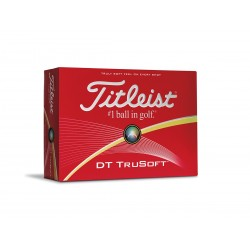 Bola Titleist  DT TruSoft
