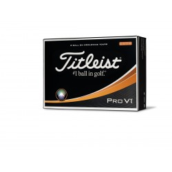 Bola Titleist  Pro V1 Número Alto