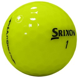 Bolas Srixon Ultisoft - Yellow