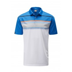 Polo Ping Harper White/Imperial