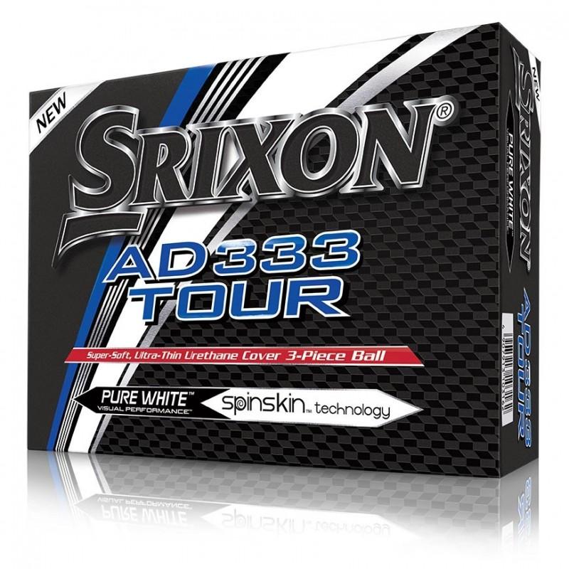 Bolas Srixon AD333-Tour 3 MODELO 2018