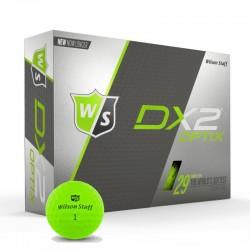 Bolas Wilson DX2 Optix - Rojo
