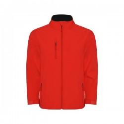 Softshell Golf Rojo