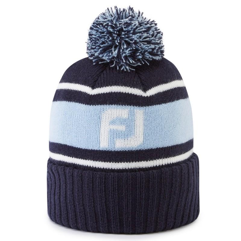 Gorro FoorJoy Pom-Pom Beanie Hat