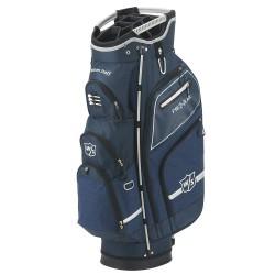 W/S Nexus Cart Bag III Blusi Azul/Plata