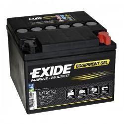 Batería Gel 12V. 25Ah. EXIDE  ES290