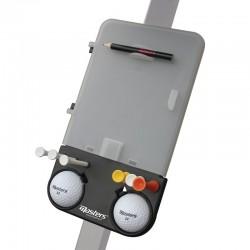 Portatarjetas Deluxe Trolley Score Card Holder