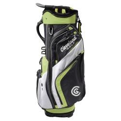 Bolsa Cleveland Friday Cart Bag Negro/Charcoal/Blanco