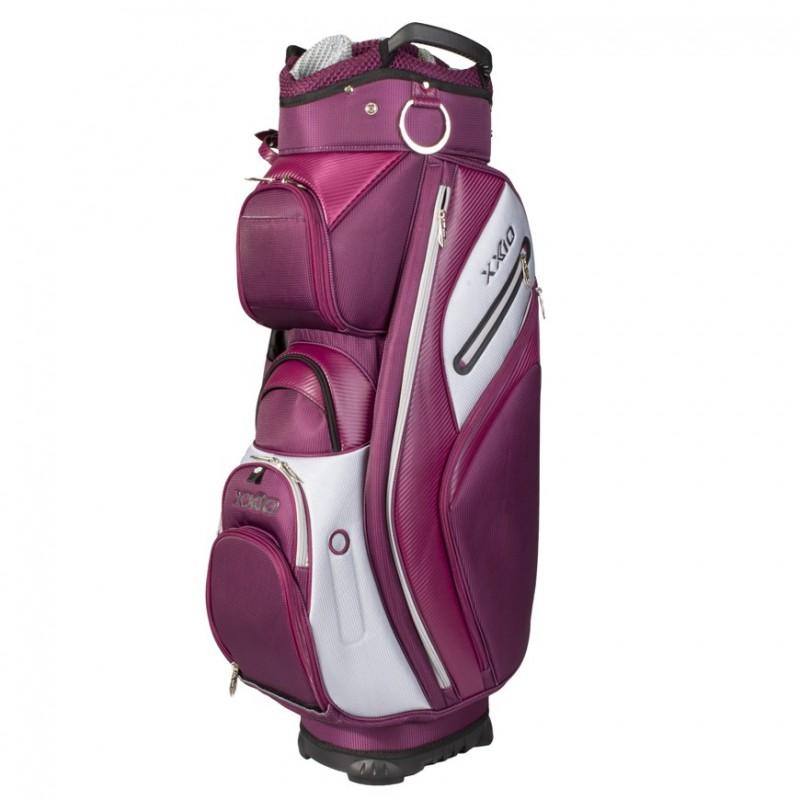 Bolsa XXIO Hybrid Cart Bag - Purple