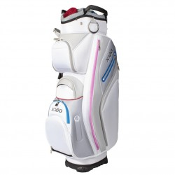 Bolsa XXIO Hybrid Cart Bag -  Blanca