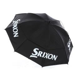 Paraguas Srixon Doble Capa Negro/Blanco