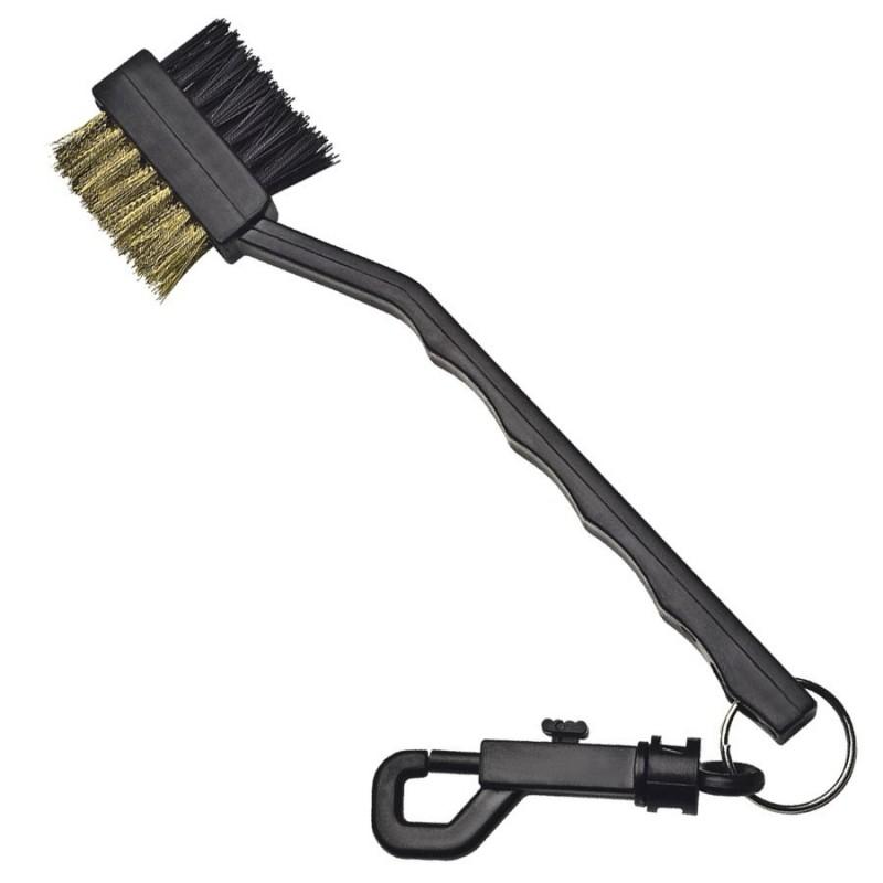 Cepillo doble Limpiador Hierros
