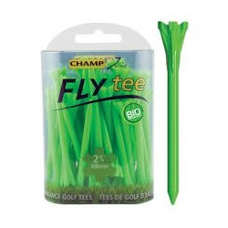 69MM (30PK) CHAMP FLYTEE GREEN