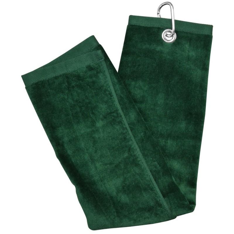 Toalla Golf Luxury TriFold Verde