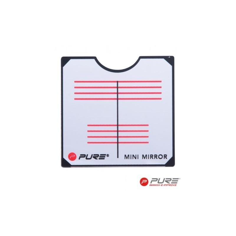 Pure 2 Improve Putting Mini Mirror (8cm)