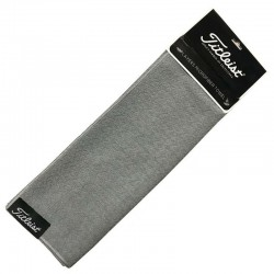 Titleist Players Microfiber Towel Grey