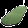 Putting Green Modular & Portátil 350 cm x 120 cm - Modelo PREMIUM