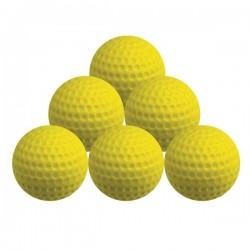 Bolas de Golf 30% de Distancia x 6