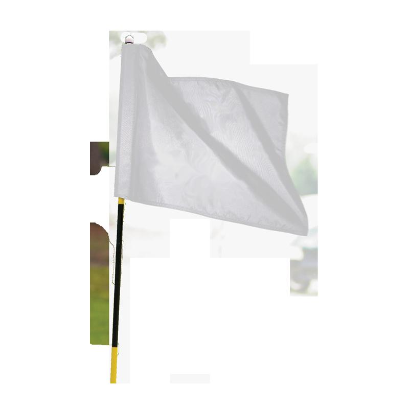 Bandera Nylon Personalizada BLANCO