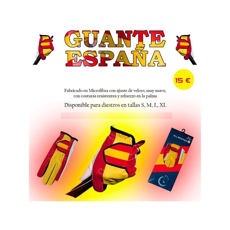 Guante España
