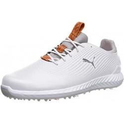 Zapatos Puma Golf Ignite PWR ADAPT (Piel) Blanco