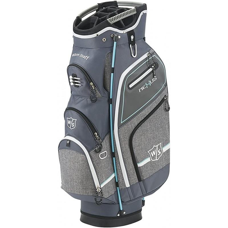 W/S Nexus Cart Bag III GR Ladies