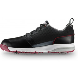 Zapatos FJ Caballero CONTOUR FIT Negro