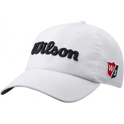 Gorra Wilson Pro Tour Blanca