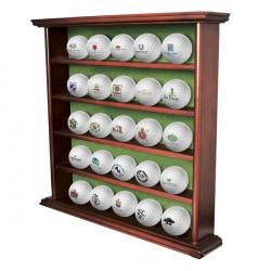 Estantería Madera Colección Bolas (25 Ball Wooden Display Rack)