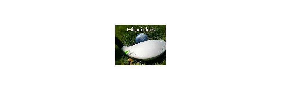 hibridos golf