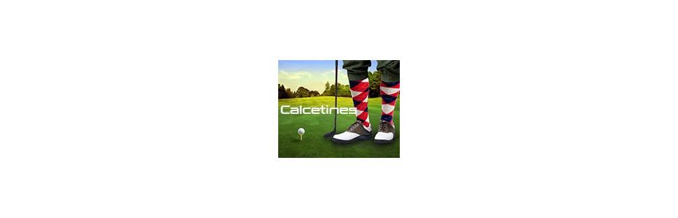 calcetines de golf