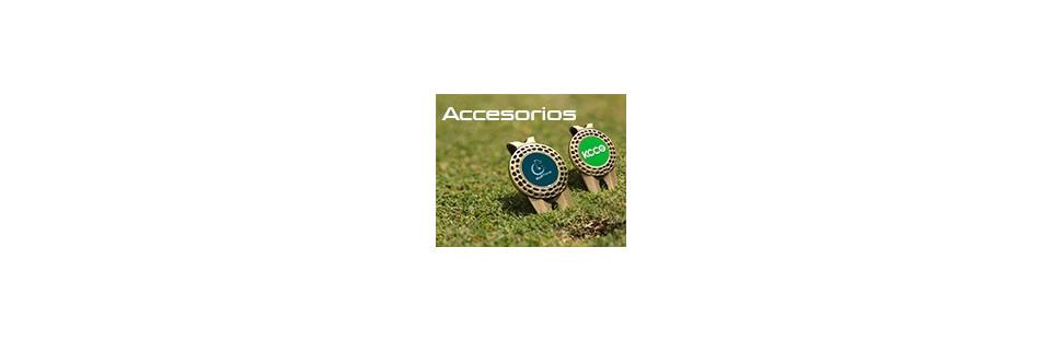 accesorios para golf