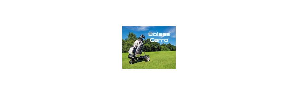 bolsas de golf para carro